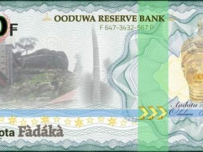 Yoruba Oduduwa Republic introduces National Currency- Will Biafra follow?