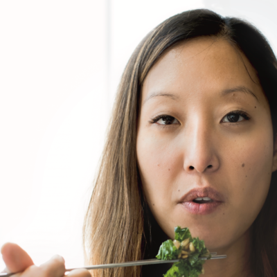"""""""Korean Vegan"""" at the Content Marketing World Conference"""